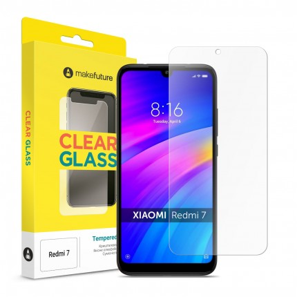 Захисне скло MakeFuture Xiaomi Redmi 7