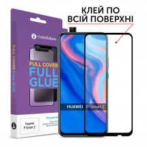 Комплект MakeFuture Nokia 2.4 Захисне скло Full Cover Full Glue Nokia 2.4 +Кейс Air Clear