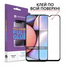 Захисне скло MakeFuture Samsung A10s Full Cover Full Glue