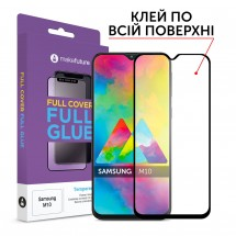 Захисне скло MakeFuture Full Cover Full Glue Samsung M10