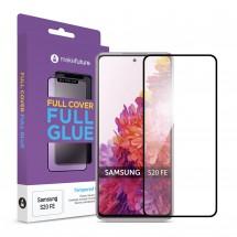 Захисне скло MakeFuture Full Cover Full Glue Samsung S20 FE