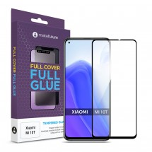 Захисне скло MakeFuture Xiaomi Mi 10T/ Mi 10T Pro Full Cover Full Glue