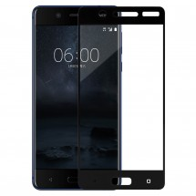 Захисне скло MakeFuture Full Cover Nokia 5 Black