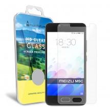 Захисне скло MakeFuture Meizu M5C