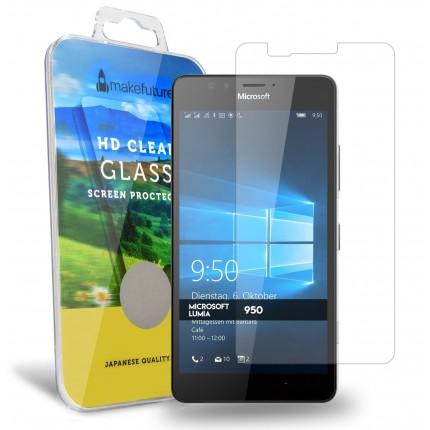 Захисне скло MakeFuture Microsoft Lumia 950