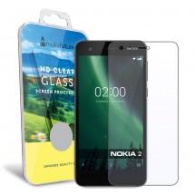 Захисне скло MakeFuture Nokia 2