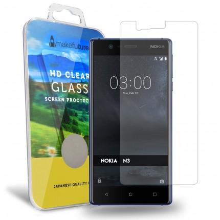 Захисне скло MakeFuture Nokia 3