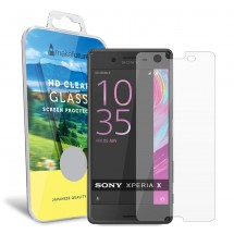 Захисне скло MakeFuture Sony Xperia X