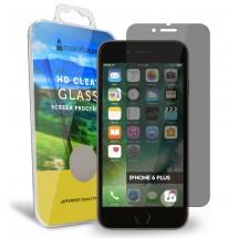 Захисне скло MakeFuture Apple iPhone 6/6S Plus Privacy