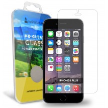 Захисне скло MakeFuture Apple iPhone 6 Plus/ 6S Plus