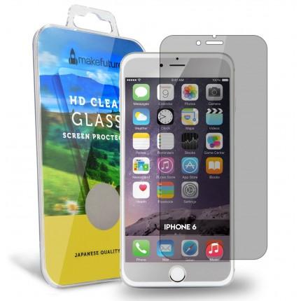 Захисне скло MakeFuture Apple iPhone 6/6S Privacy