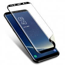 Захисна плівка MakeFuture 3D Samsung S8 Plus Black