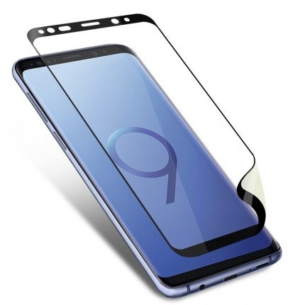 Захисна плівка MakeFuture 3D Samsung S9 Black