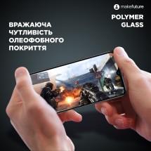 Захисне скло MakeFuture Polymer Glass Huawei P Smart  Z