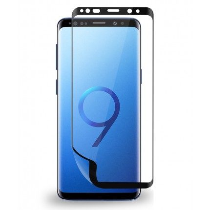 Захисна плівка MakeFuture 3D Samsung S9 Plus Black