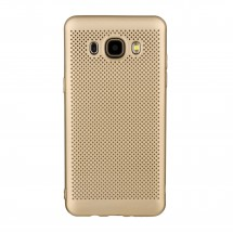 Кейс MakeFuture Moon Samsung J5 2016 (J510) Gold