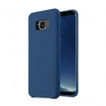 Кейс MakeFuture Silicone Samsung S8 Blue