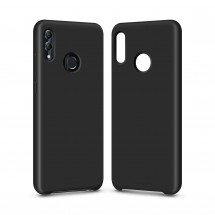 Кейс MakeFuture Silicone Honor 10 Lite Black