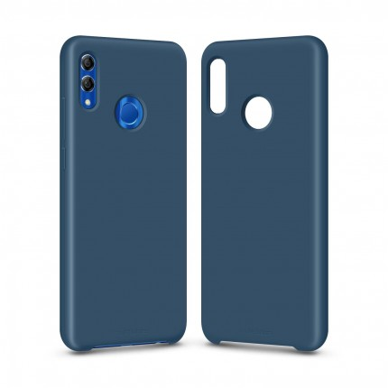 Кейс MakeFuture Silicone Honor 10 Lite Blue