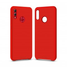 Кейс MakeFuture Silicone Honor 10 Lite Red