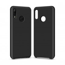 Кейс MakeFuture Silicone Huawei P Smart 2019 Black
