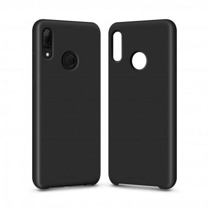 Кейс MakeFuture Silicone Huawei P Smart 2019 Black