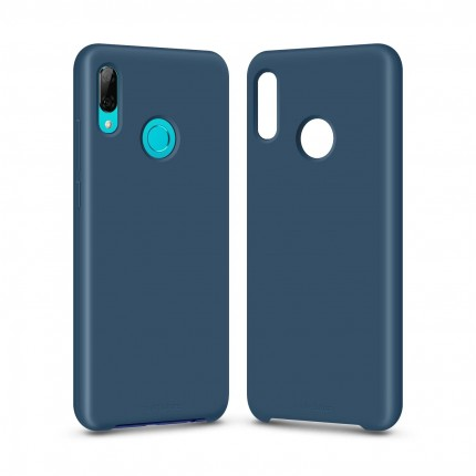 Кейс MakeFuture Silicone Huawei P Smart 2019 Blue