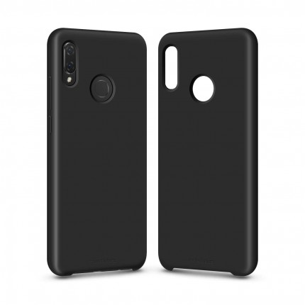 Кейс MakeFuture Silicone Huawei P Smart Plus Black
