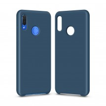 Кейс MakeFuture Silicone Huawei P Smart Plus Blue