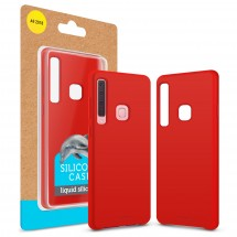Кейс MakeFuture Silicone Samsung A9 2018 (A920) Red