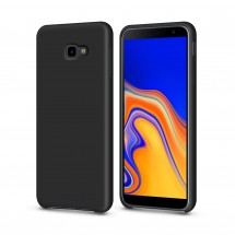 Кейс MakeFuture Silicone Samsung J4 Plus 2018 (J415) Black
