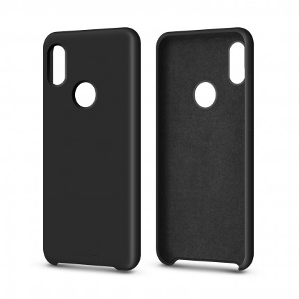 Кейс MakeFuture Xiaomi Mi8 Silicone Black