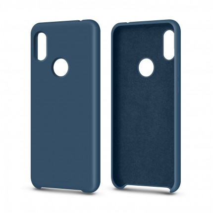 Кейс MakeFuture Silicone Xiaomi Redmi Note 6 Pro Blue