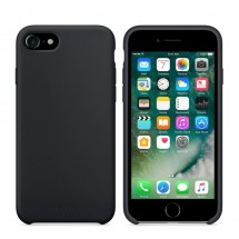 Кейс MakeFuture Silicone Apple iPhone 7 Black