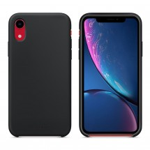 Кейс MakeFuture Silicone Apple iPhone XR Black