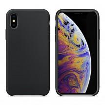Кейс MakeFuture Apple iPhone XS Silicone Black