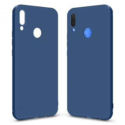 Кейс MakeFuture Skin Huawei Y6 Prime 2018 Blue
