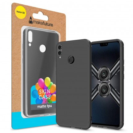 Кейс MakeFuture Skin Honor 8X Black