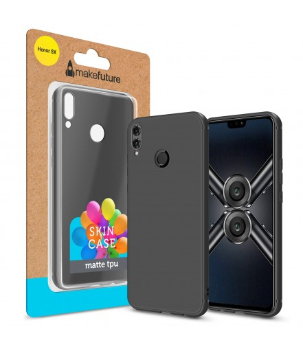 Кейс MakeFuture Honor 8X Skin Black