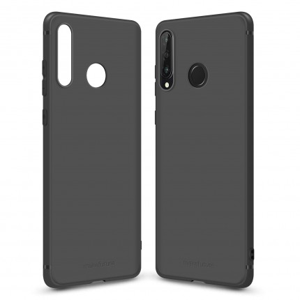 Кейс MakeFuture Skin Huawei P30 Lite Black