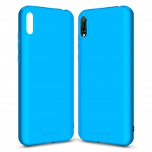 Кейс MakeFuture Skin Huawei Y6 2019 Light Blue