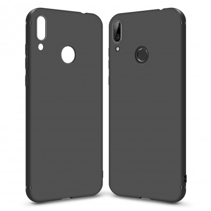 Кейс MakeFuture Skin Huawei Y7 2019 Black