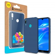 Кейс MakeFuture Huawei Y7 2019 Skin Blue