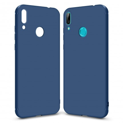 Кейс MakeFuture Skin Huawei Y7 2019 Blue