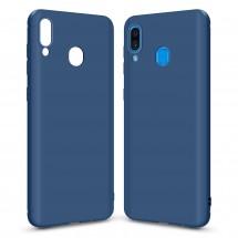 Кейс MakeFuture Skin Samsung A20/A30 Blue