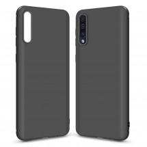 Кейс MakeFuture Samsung A50 (A505) Skin Black