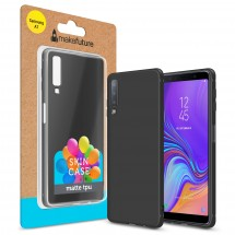 Кейс MakeFuture Skin Samsung A7 2018 (A750) Black