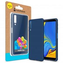 Кейс MakeFuture Skin Samsung A7 2018 (A750) Blue
