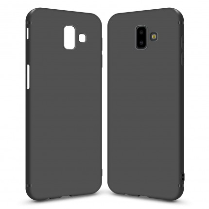 Кейс MakeFuture Skin Samsung J6 Plus 2018 (J610) Black