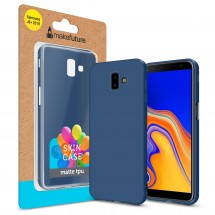 Кейс MakeFuture Skin Samsung J6 Plus 2018 (J610) Blue